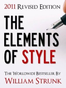 THE ELEMENTS OF STYLE (UPDATED 2011 EDITION) by William Strunk