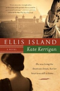 Ellis Island by Kate Kerrigan