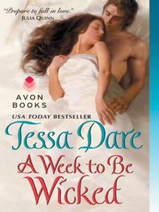 A Week to Be Wicked By: Tessa Dare