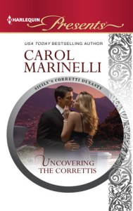 Uncovering the Correttis  by Carol Marinelli
