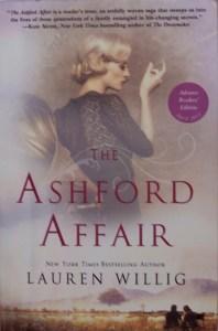 Lauren willig ashford affair