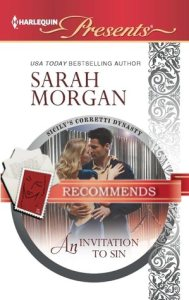 An Invitation to Sin by Sarah Morgan