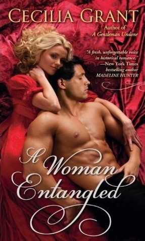 REVIEW: A Woman Entangled by Cecilia Grant