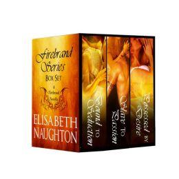 Firebrand series Elisabeth Naughton