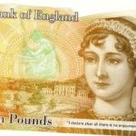 Jane Austen Bank Note