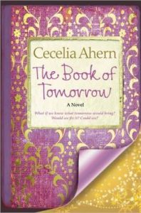 The Book of Tomorrow  Cecelia Ahern