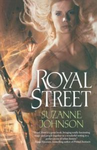 Royal Street (Sentinels of New Orleans Series #1)      by     Suzanne Johnson