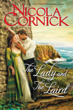 The Lady and the Laird by Nicola Cornick
