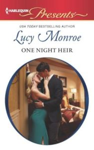 One Night Heir by Lucy Monroe