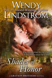 Shades of Honor (Grayson Brothers) Wendy Lindstrom