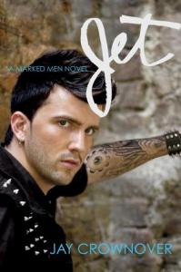 Jet: A Marked Men Novel Jay Crownover