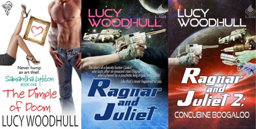 Lucy Woodhull books