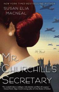 Mr. Churchill's Secretary by Susan Elia Macnea