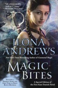 Magic Bites (Kate Daniels Series #1)  by Ilona Andrews