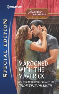Marooned with the Maverick  by Christine Rimmer