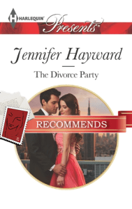 The Divorce Party Jennifer Hayward