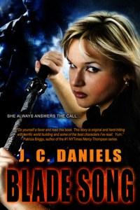 Blade Song jC Daniels