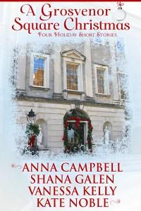 A Grosvenor Square Christmas Vanessa Kelly