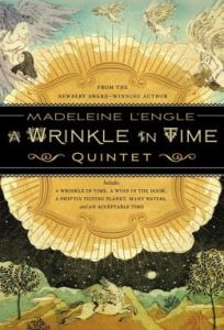 The Wrinkle in Time Quintet: Books 1-5 [NOOK Book] by Madeleine L'Engle