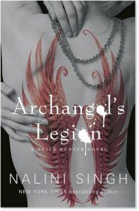 Archangel's Legion UK Cover