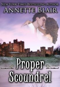 Proper Scoundrel (Knave of Hearts)  by Annette Blair