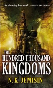 The Hundred Thousand Kingdoms (The Inheritance Trilogy)  by N.K. Jemisin