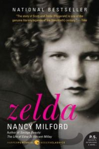 Zelda: A Biography by Nancy Milford
