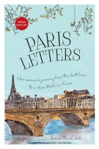 Paris-Letters