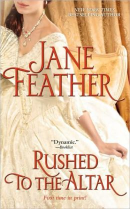 Rushed to the Altar (Blackwater Brides Series #1) by Jane Feather