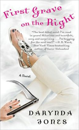 First Grave on the Right (Charley Davidson Series #1) by Darynda Jones