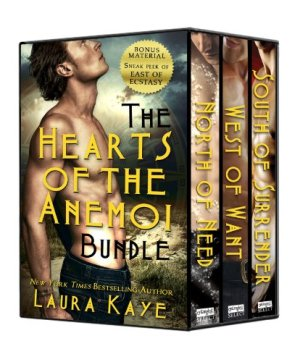 Hearts of the Anemoi Bundle Laura Kaye