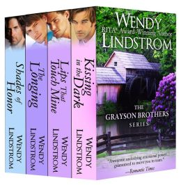 Grayson Brothers Series Boxed Set (4 books in 1) by Wendy Lindstrom