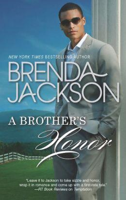 Brenda Jackson A Brother's Honor