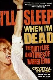 ill sleep when im dead zevon