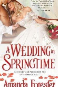 Wedding in Springtime by Amanda Forester.
