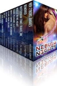 Nebula Nights: Love Among the Stars Boxed Set by Veronica Scott