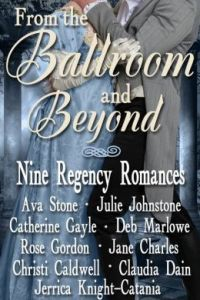 From the Ballroom and Beyond, A Limited Edition Nine Book Regency Romance Box Set by Rose Gordon.