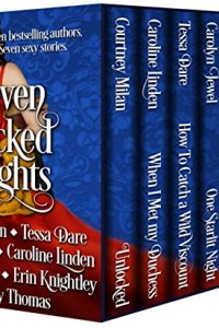 Seven Wicked Nights by Courtney Milan