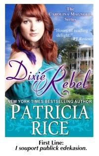 Rice Dixie Rebel