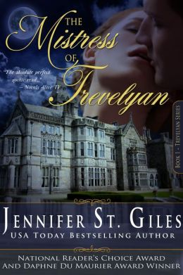 The Mistress of Trevelyan  by Jennifer St. Giles