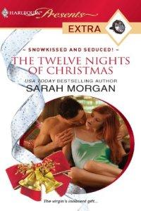 The Twelve Nights of Christmas by Sarah Morgan