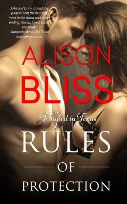 Rules of Protection Alison Bliss
