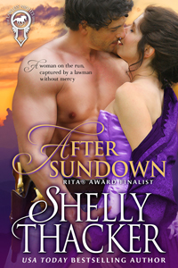AFTER SUNDOWN by Shelly Thacker