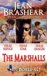 The Marshalls Books 1-3 by Jean Brashear