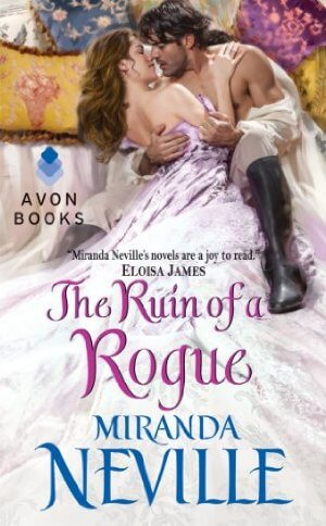 The Ruin of a Rogue (The Wild Quartet Book 2)  by Miranda Neville