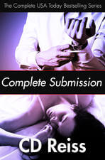 Complete Submission The Complete Submission Series, Books 1-8 CD Reiss