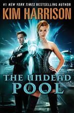 The Undead Pool Book 12, The Hollows Kim Harrison
