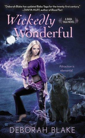 Wickedly Wonderful (Baba Yaga #2) by Deborah Blake