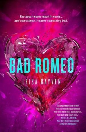 Bad Romeo (Starcrossed #1) by Leisa Rayven
