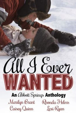 All I Ever Wanted  by Rhonda Helms